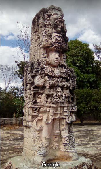 Reproducciones de arte maya