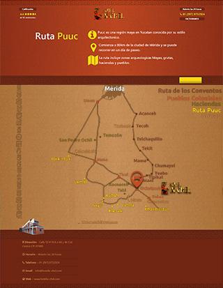 La ruta Puuc - Hotel Ix-chel