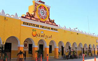 Pueblos al sur de yucatan: Oxkutzcab
