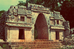 Labna - Zona Arqueologica